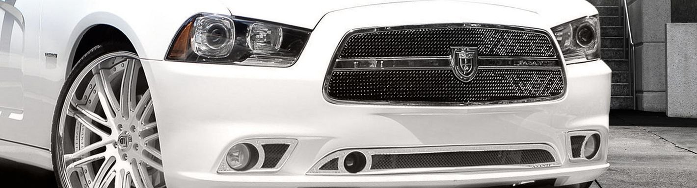 Dodge Charger Custom Grilles - 2011
