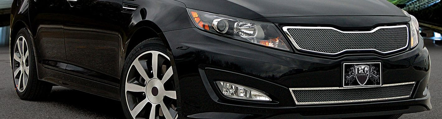 Kia Optima Custom Grilles - 2012