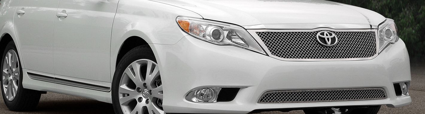 2011 Toyota Avalon Custom Grilles Billet Mesh Led