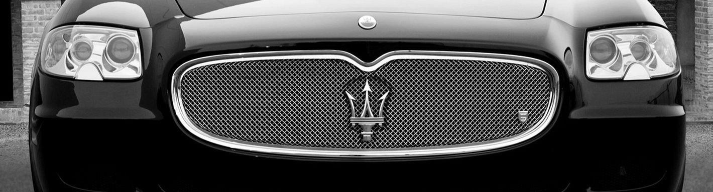 Maserati Quattroporte Billet Grilles - 2013