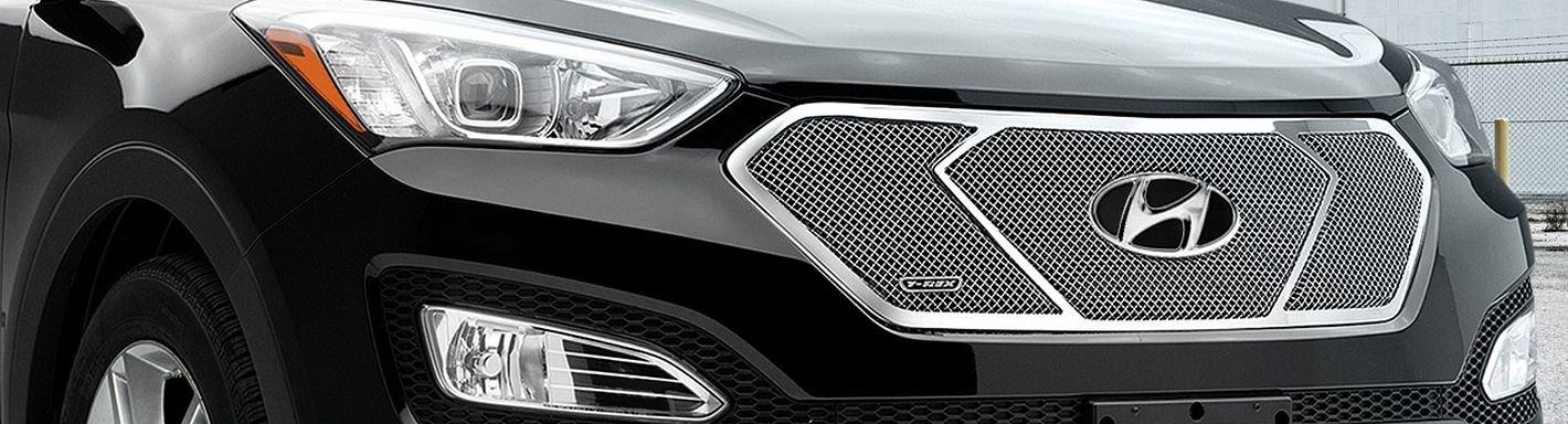 Hyundai Tucson Wire Mesh Grilles — CARiD com