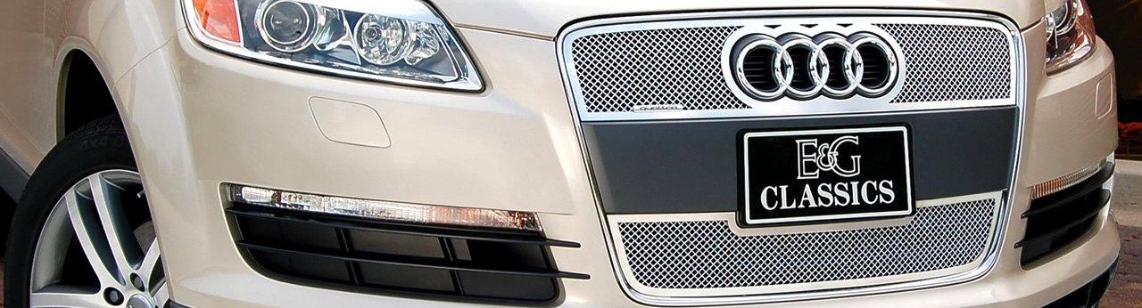 Audi Custom Grilles | Billet, Mesh, CNC, LED, Chrome, Black