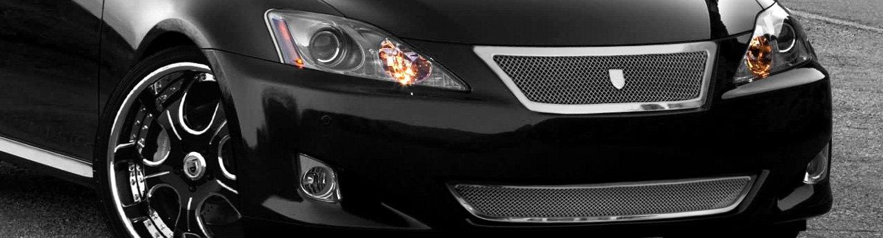 Lexus Custom Grilles | Billet, Mesh, CNC, LED, Chrome, Black
