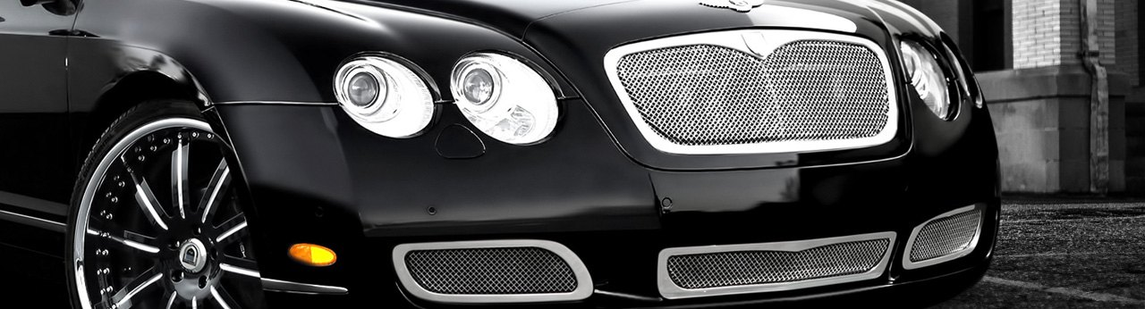 Bentley Flying Spur Billet Grilles - 2010