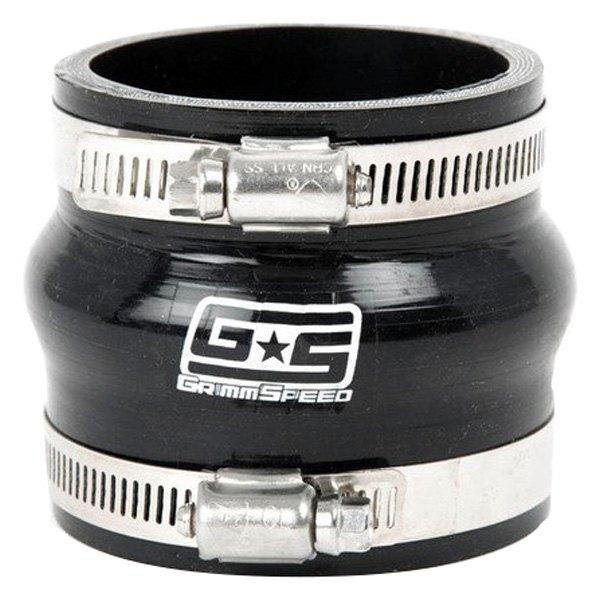 GrimmSpeed® 060077 - Black Stealthbox Air Intake Kit