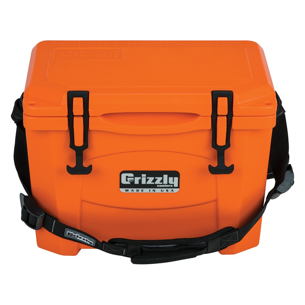 Grizzly Coolers 174 Portable Cooler Recreationid Com