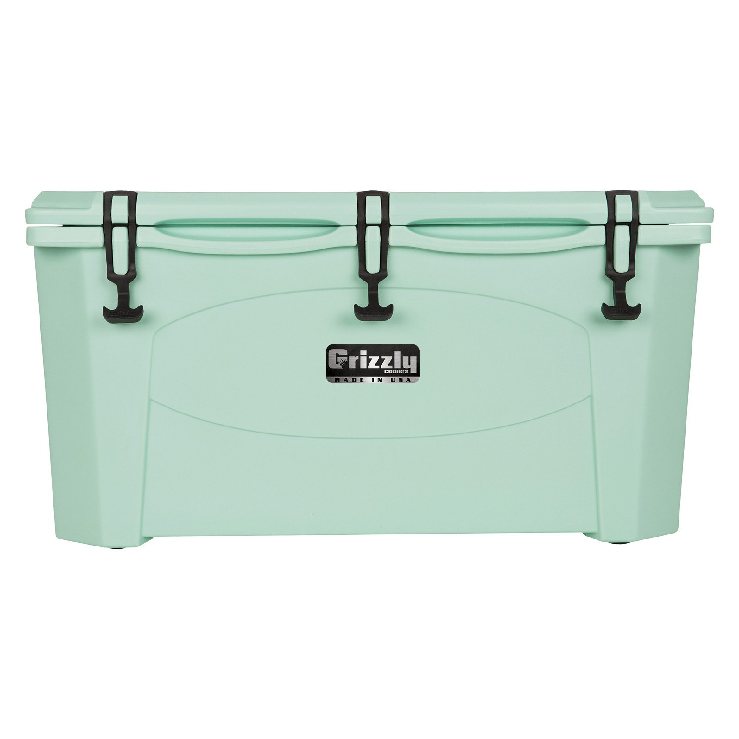 Green Styrofoam Coolers ~ Grizzly coolers quart portable cooler