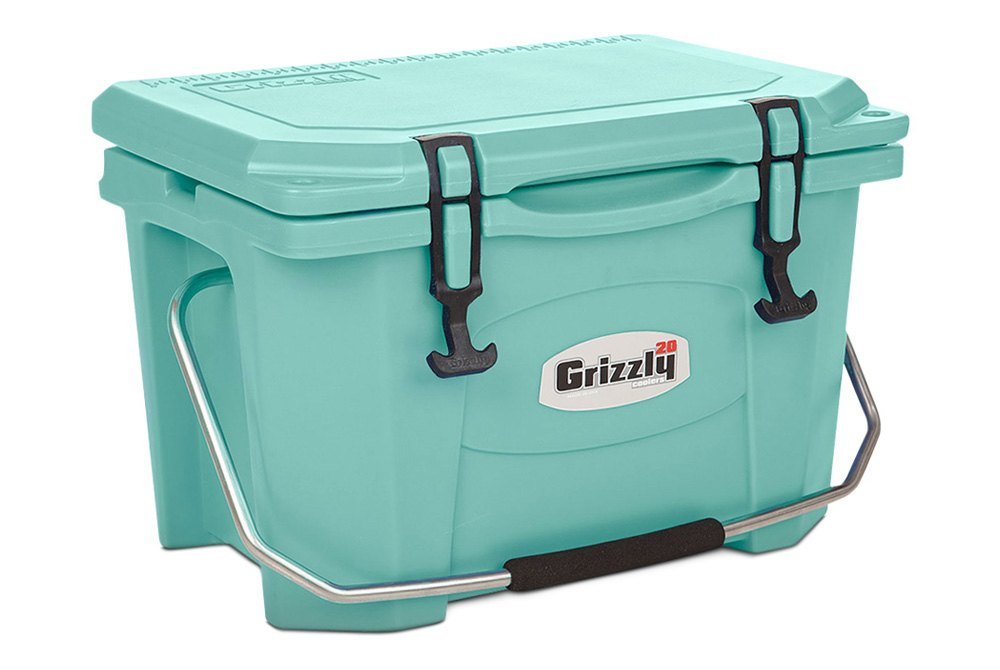 Heavy Duty Coolers : Grizzly coolers™ ice chests fishing camping coolers