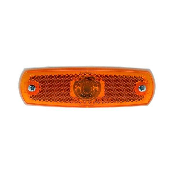 "Grote® - SuperNova™ Low-profile 5""x2"" Rectangular Amber LED Side"