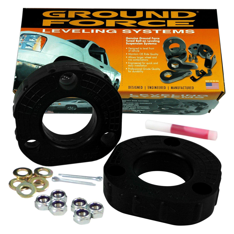Ground Force® - Strut Spacer Leveling Kit