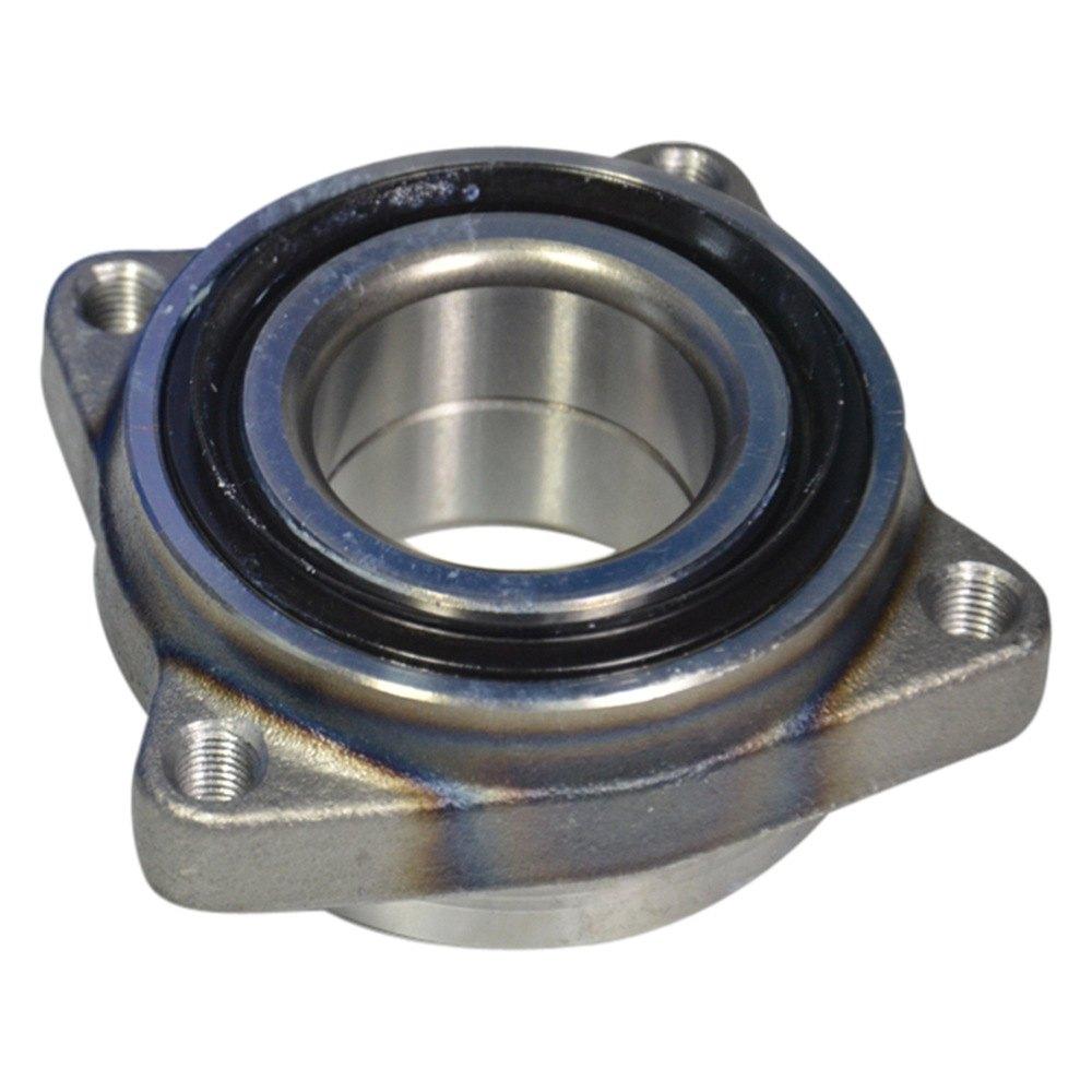 Hub Auto Parts >> GSP North America® - Honda Accord 1994 Axle Bearing and Hub Assembly