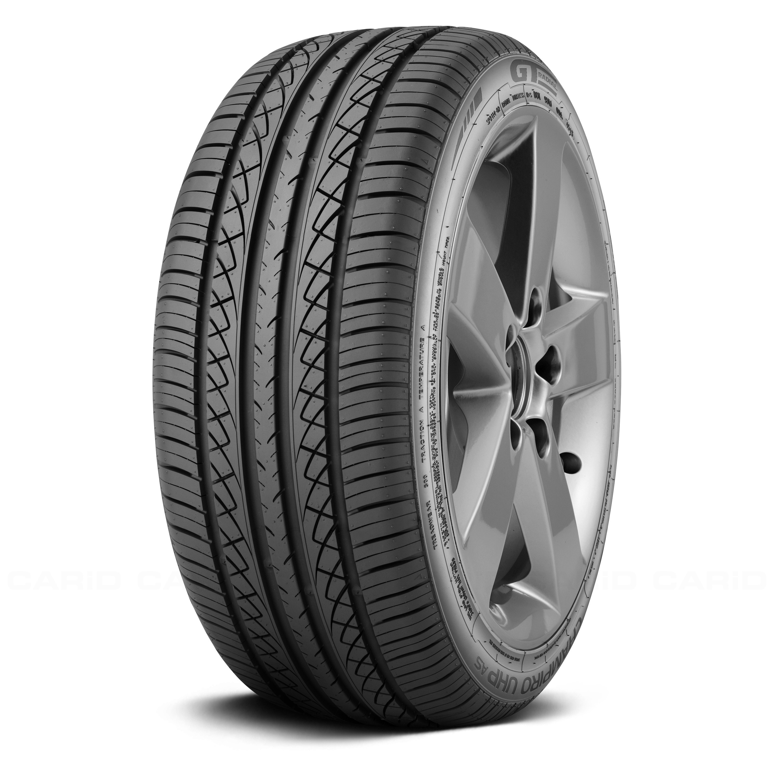 Gt Radial Tires >> Gt Radial As037 Champiro Uhp As 205 50r17 W
