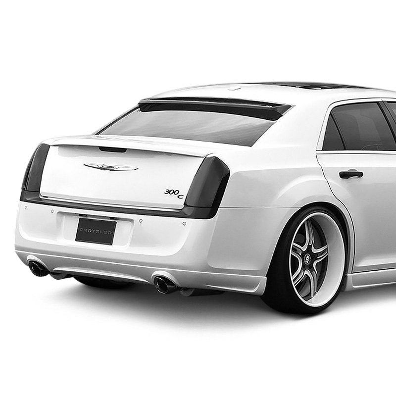 Chrysler 300 2012 Blackouts™ Tail Light Covers