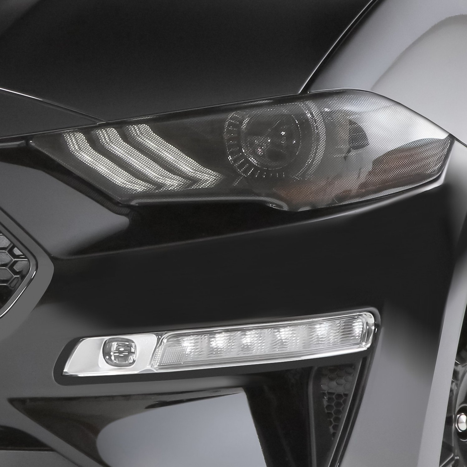 GT Styling GT0278S Headlight Cover