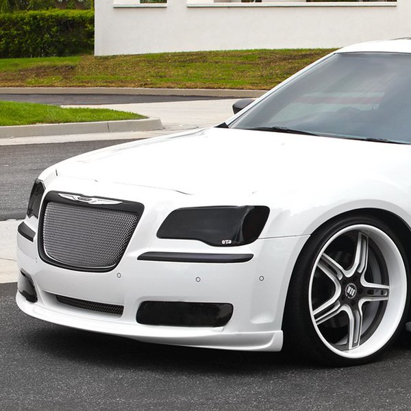 Chrysler 300 2012 Headlight Covers