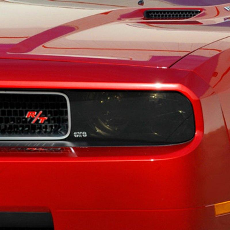 Gts Gt0161s 08 14 Dodge Challenger Headlight Covers Car