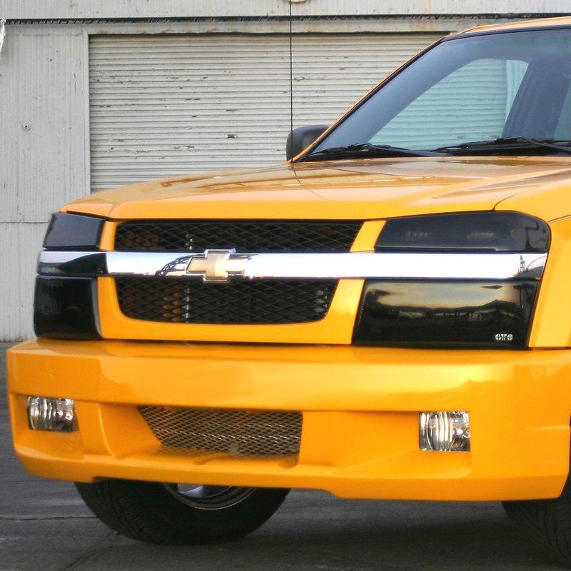 Gts chevy colorado 2005 headlight covers - 2005 chevy colorado interior parts ...