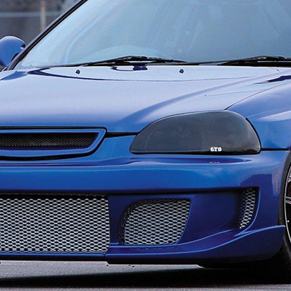 Honda Civic 1999 Headlight Covers