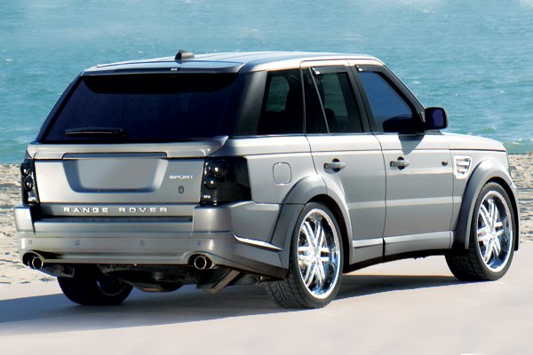 gts land rover range rover sport 2007 blackouts tail. Black Bedroom Furniture Sets. Home Design Ideas