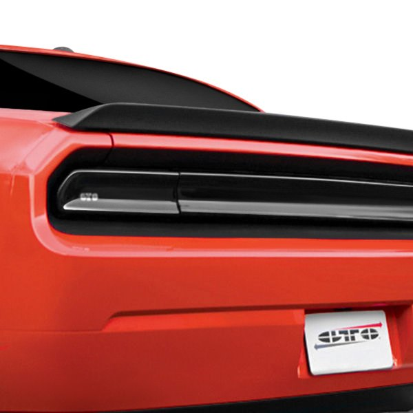 Gts 174 Dodge Challenger 2008 2014 Blackouts Tail Light Covers