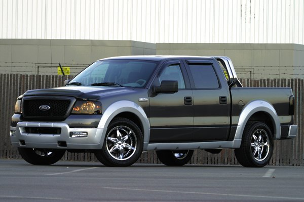 2011 Ford F 150 Platinum >> GTS® - Ford F-150 FX2 / FX4 / Harley-Davidson Edition / King Ranch / Lariat / Lariat Limited ...