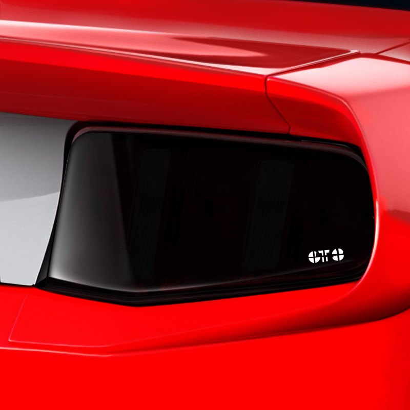 GT Styling GT4102 Smoke Blackouts Taillight Cover