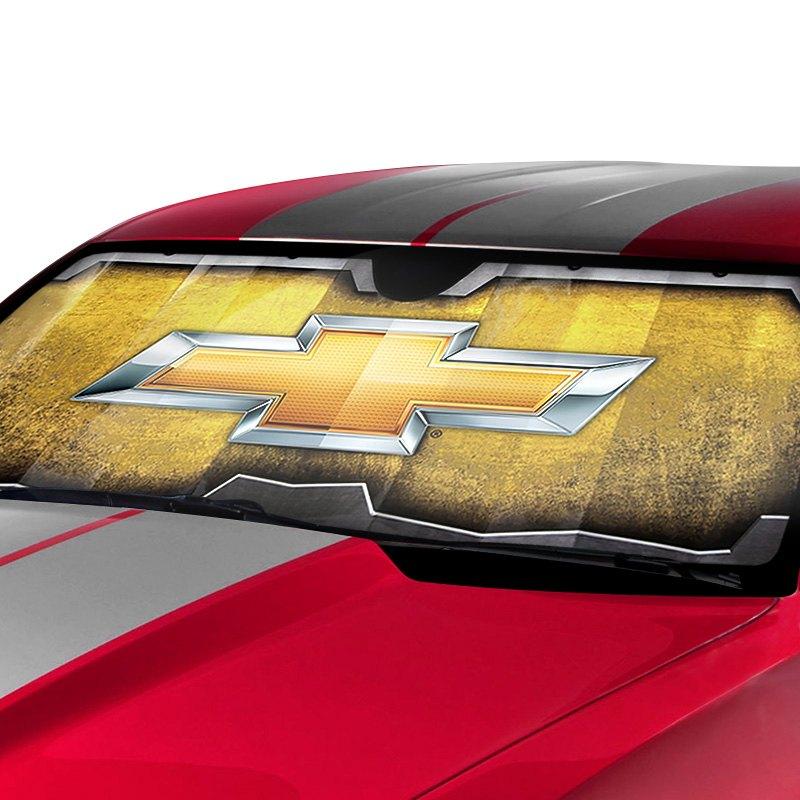 Chevrolet Mud Flaps >> Plasticolor® - Automotive Logo Sun Shades