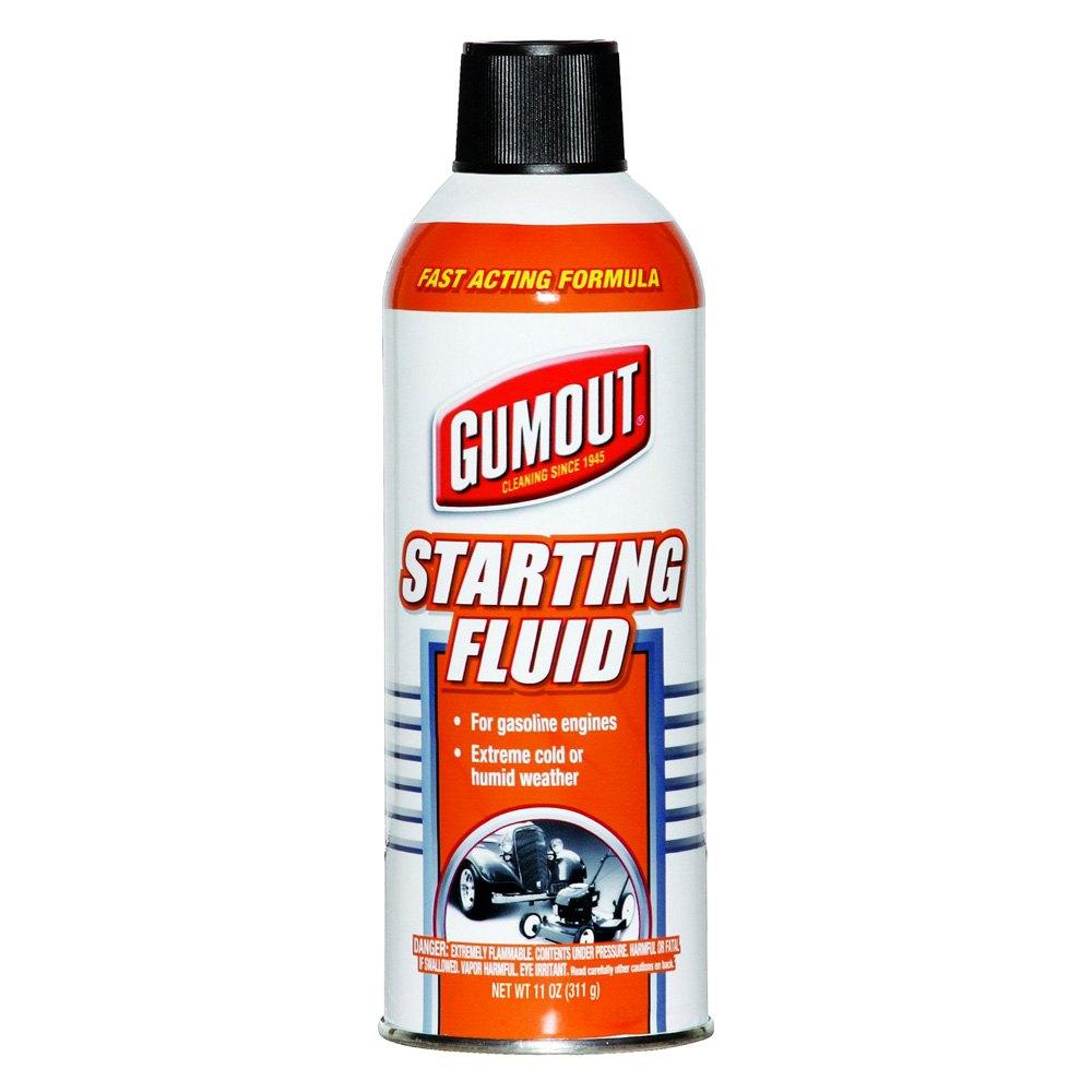 Gumout 5072866 Starting Fluid 11 Oz 12 Piece