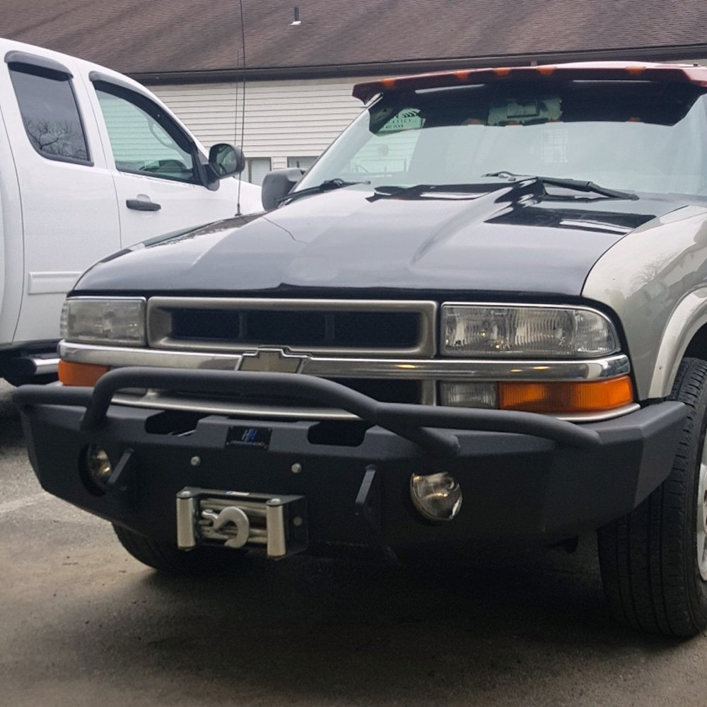 Toyota Celica 1994 1999 Invader Front Bumper: Chevy S-10 Pickup ZR2 1994-2003 Full Width