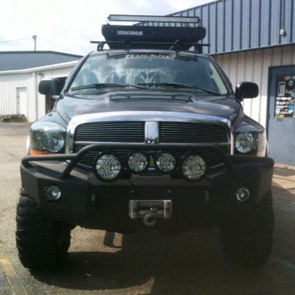 2007 Dodge Ram Off Road Bumpers Carid | Autos Post