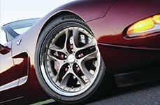 HANKOOK® - Ventus V12 Evo Tires on Chevy Corvette