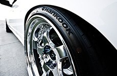 HANKOOK® - Tires on Car