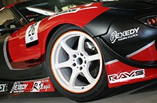 HANKOOK® - Tires on Sports Car