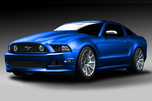 Harwood 174 Ford Mustang 2013 2014 3 Quot Cowl Hood