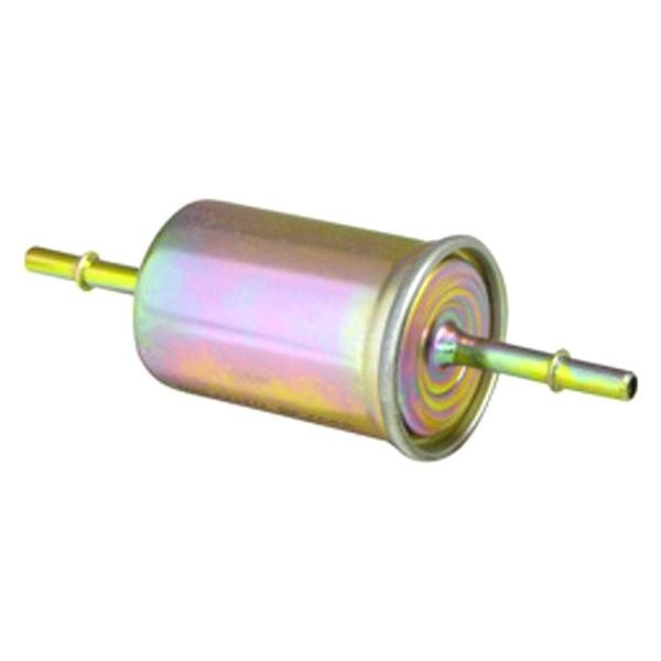 Fuel Filter Location 2004: Ford Ranger 1999 In-Line Fuel Filter