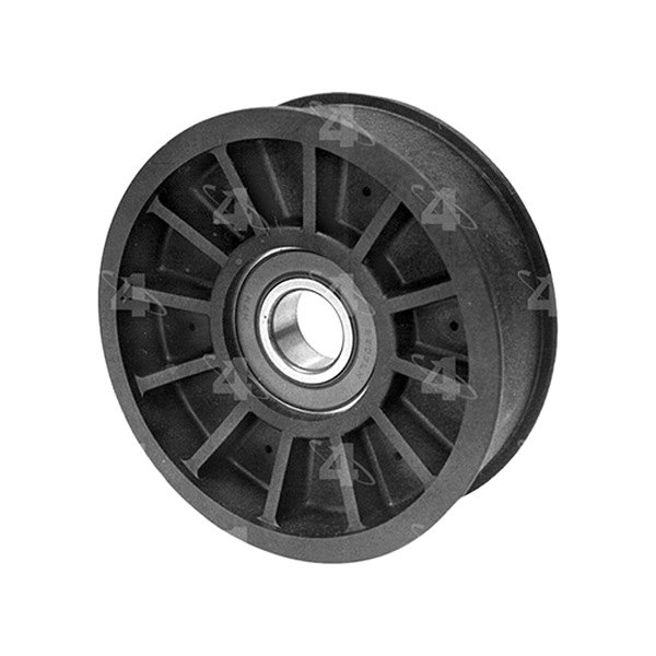 Service Manual Tensioner Pulley Removal Ford Ranger