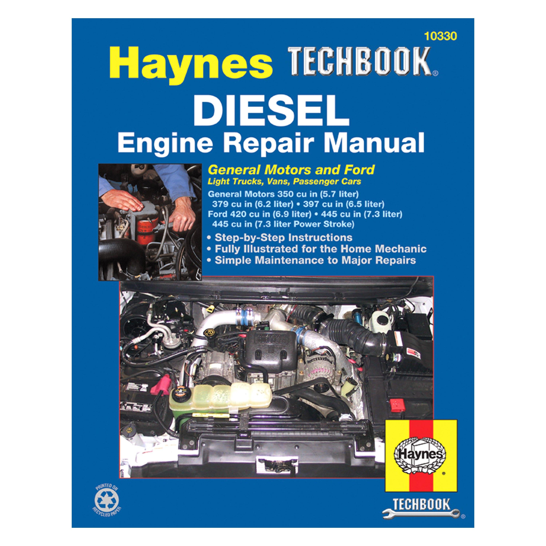 Haynes Manuals® - Diesel Engine Repair Techbook