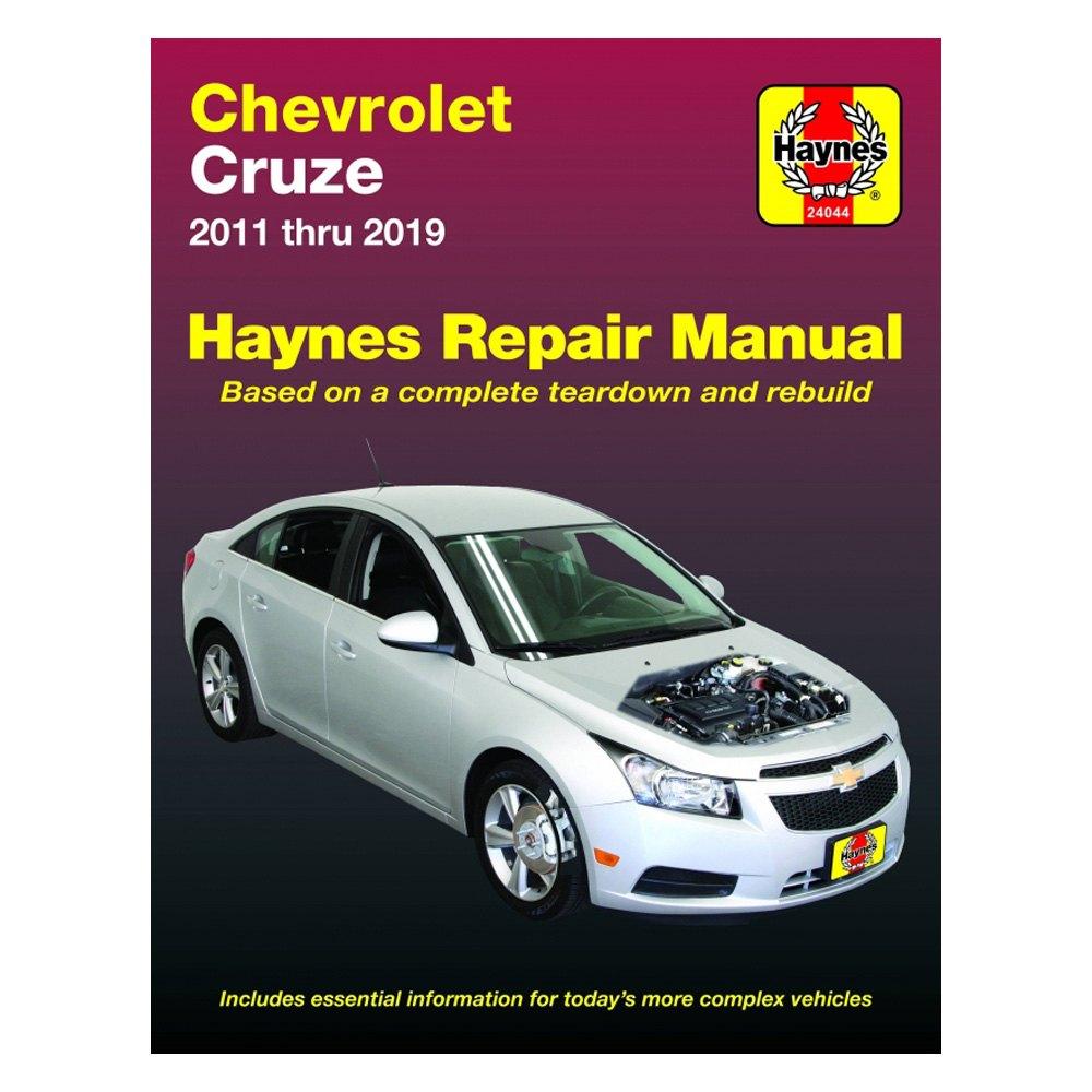 Chevrolet Cruze Repair Manual: Removal Procedure