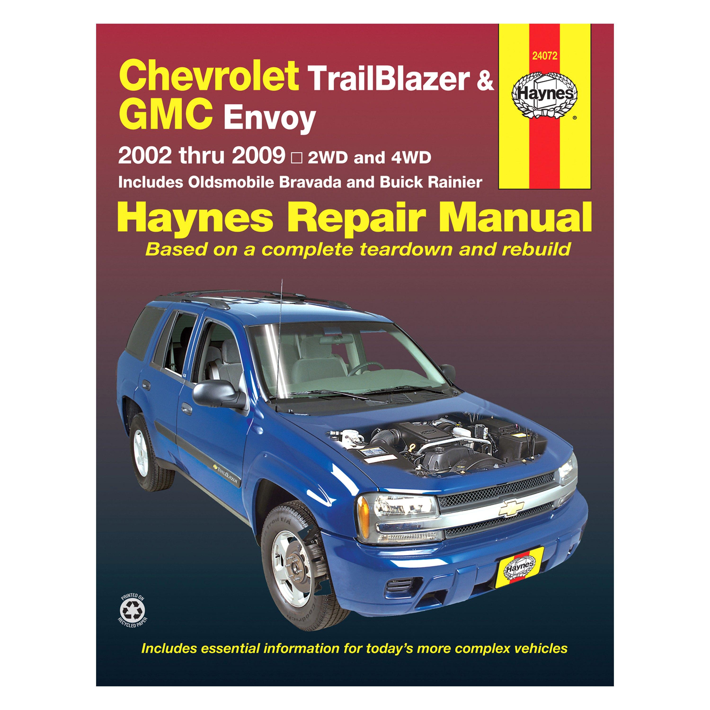 haynes manuals 24072 repair manual rh carid com 2004 Buick Regal 2004 Buick Rainier Engine