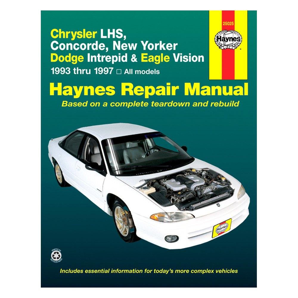 1993 Chrysler New Yorker Interior: Chrysler New Yorker 1993 Repair Manual