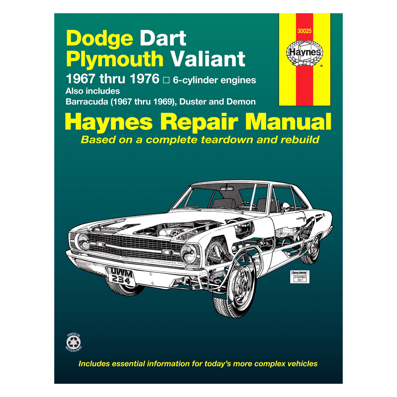 Chilton Truck Repair Manual 1976 Dodge Custom - Enthusiast Wiring ...