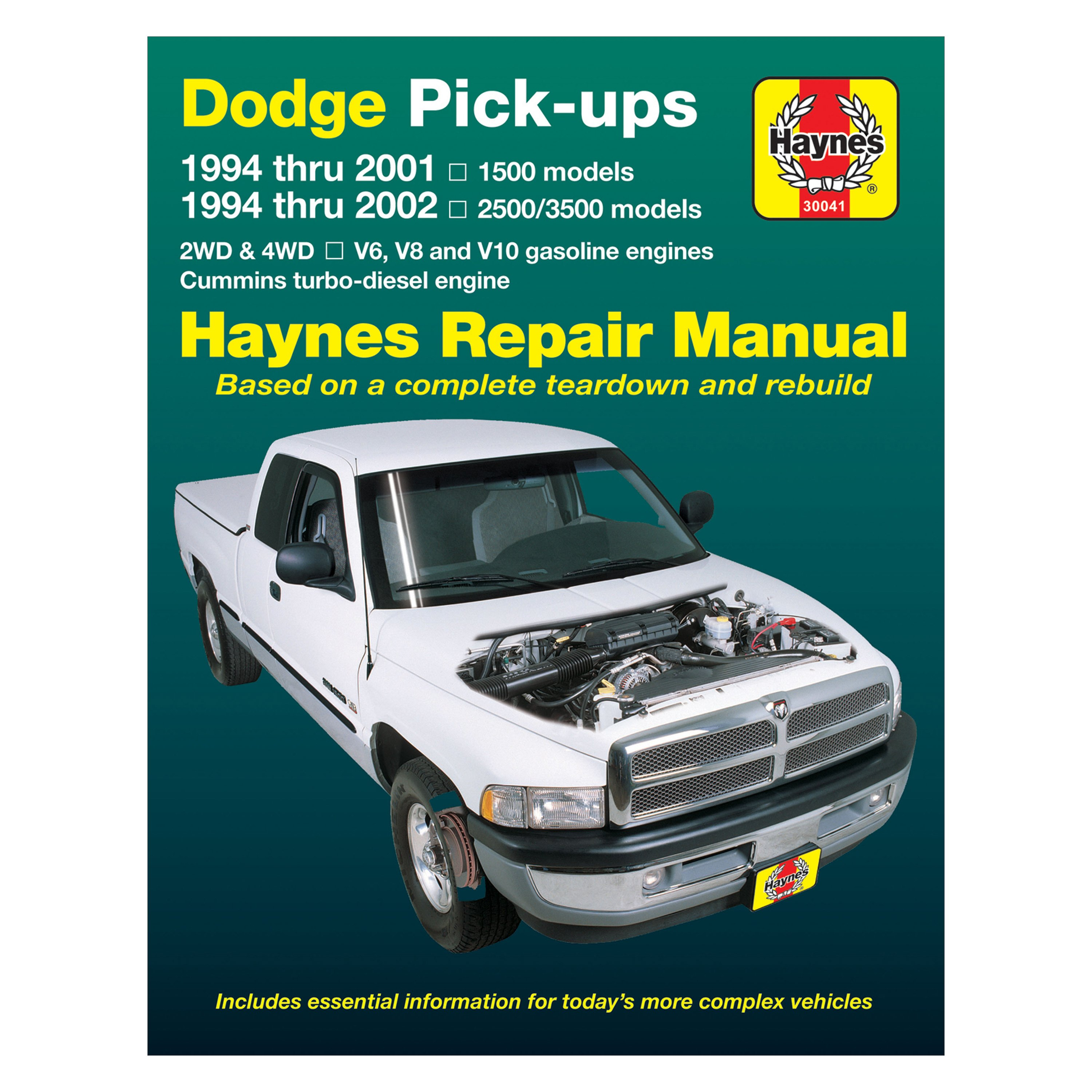 Haynes Manual S Basic Instruction Saturn Turbo Schematic Manuals U00ae Dodge Ram 1994 Repair Sl1