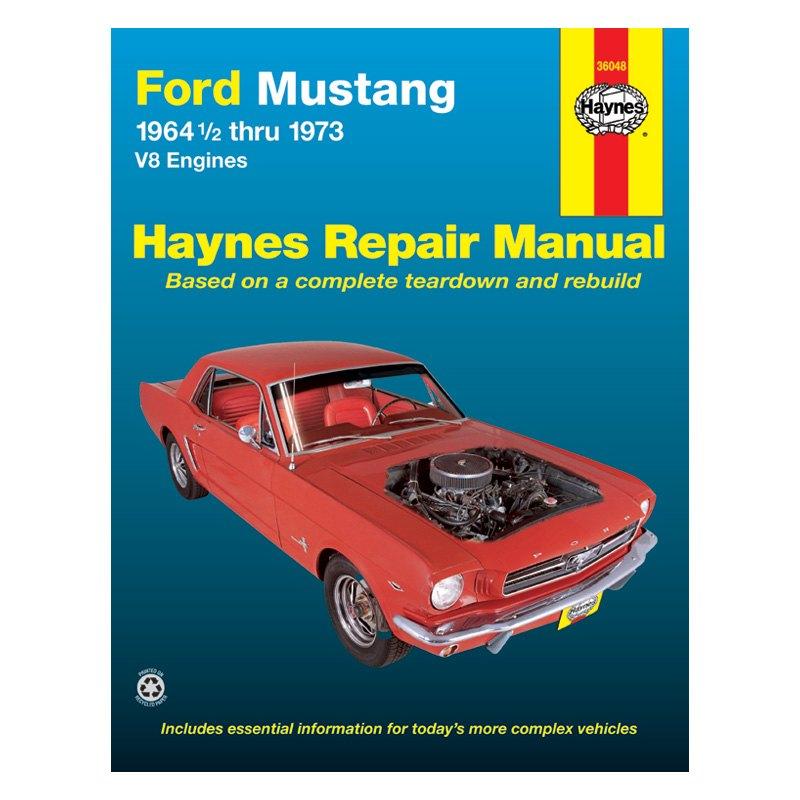 haynes manuals ford mustang 1969 repair manual carid com rh carid com Mygmlink Owner's Manual Clymer Manuals
