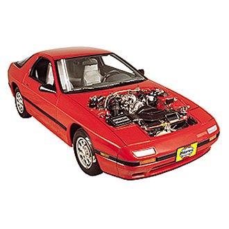 for mazda rx 7 1986 1991 haynes manuals repair manual ebay rh ebay com Mazda RX-7 Fd 1990 Mazda RX-7