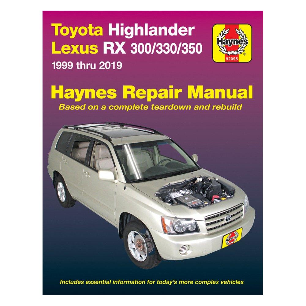 Haynes Manuals® - Repair Manual