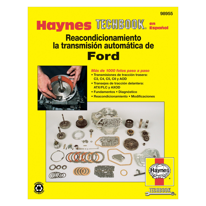 Haynes 98955 Technical Repair Manual