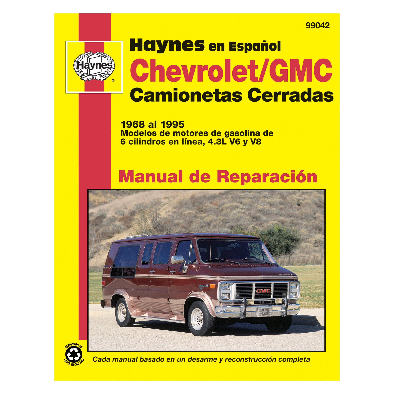 1972 G20 Van Wiring Trusted Diagrams 1976 Chevrolet Diagram 1995 Chevy Repair Manual Data U2022
