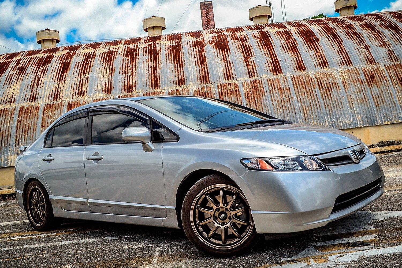 hd clutch wheels satin bronze rims