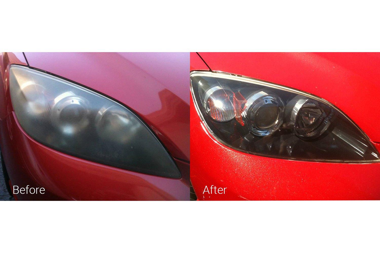 Headlight Renew Doctor® HRD 1001 - DIY 1 Car Headlight Restoration and  Cleaning Kit