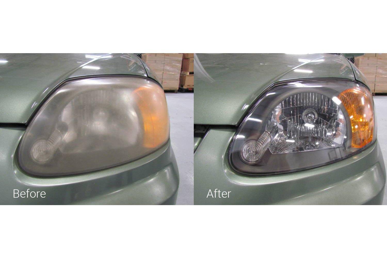 Headlight Renew Doctor Diy Headlight Restoration And Cleaning Kit